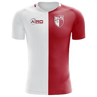 2018-2019 مالطة مفهوم الوطن لكرة القدم قميص (الأطفال)