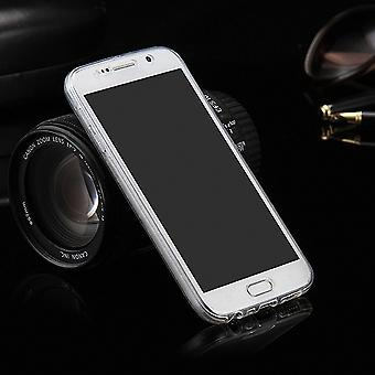 Crystal case cover for Samsung Galaxy touch 4 clear full body