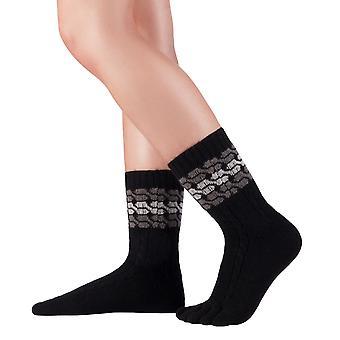 Knitido toe calze Merino e cashmere, seamless calze senza elastico, unisex