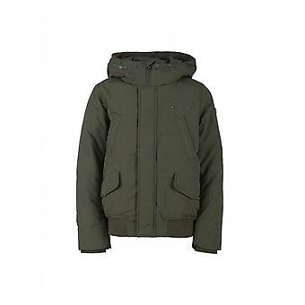 Tommy Hilfiger Arctic Logo Hooded Jacket