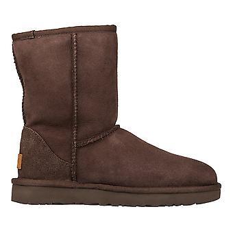 UGG Classic Short II Chocolate 1016223CHO universal winter women shoes
