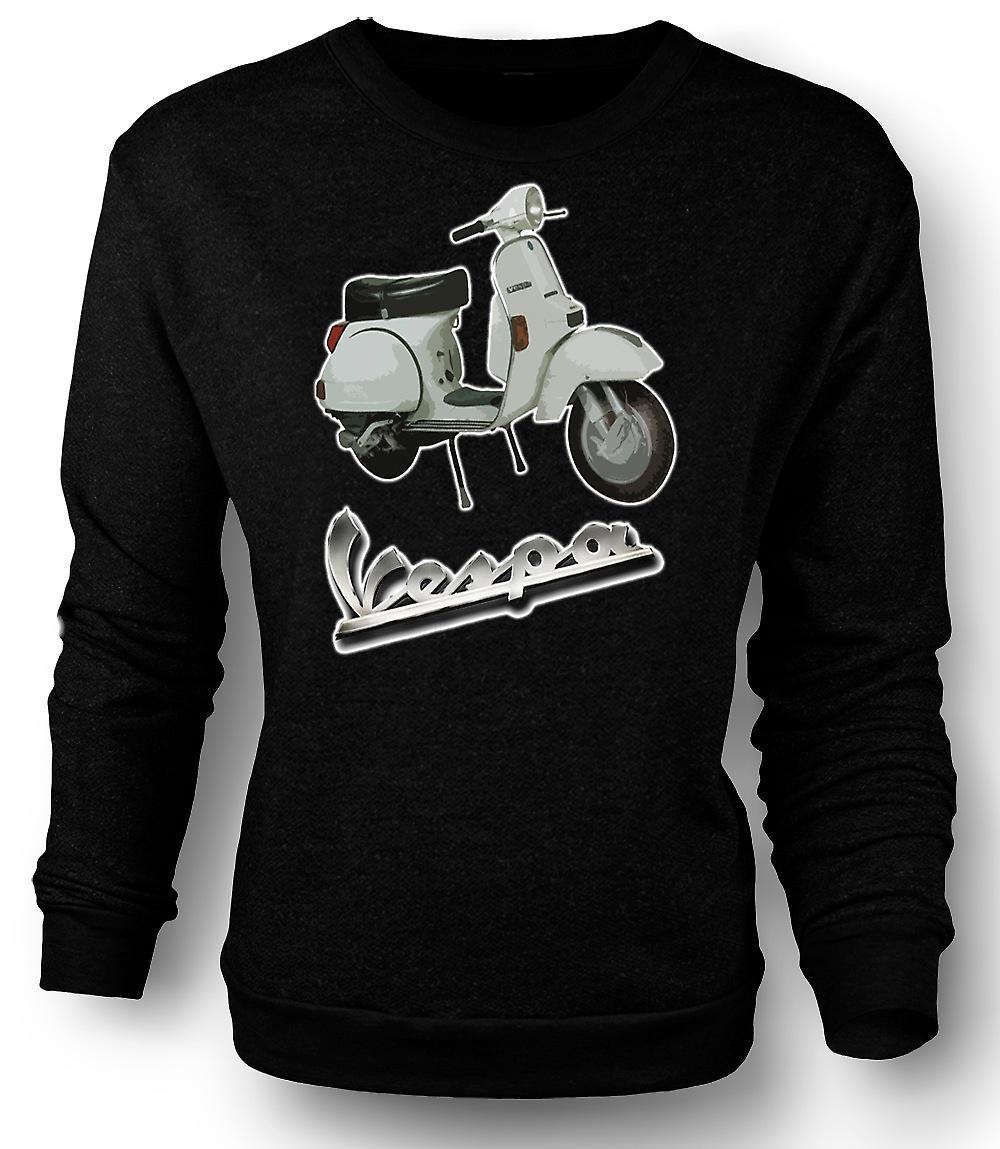 Mens Sweatshirt Vespa PX 200 - Classic Scooter