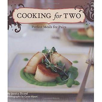 Cocinar para dos: perfecto comidas para parejas