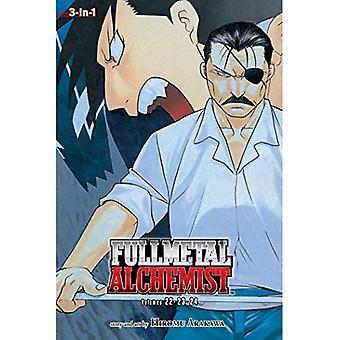 FULLMETAL ALCHEMIST 3IN1 TP VOL 08 (Fullmetal Alchemist (3-in-1 Edition))