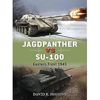Jagdpanther vs SU-100: Eastern Front 1945 (Duel 58)