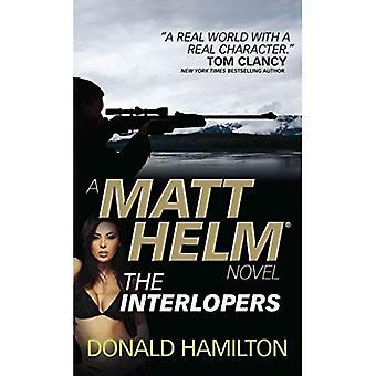 Matt Helm - l'intrus (Matt Helm romans)