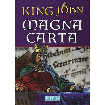 John King et la Magna Carta (Guide de Pitkin)