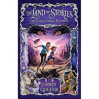 Les terres d'histoires: le rendement de l'enchanteresse