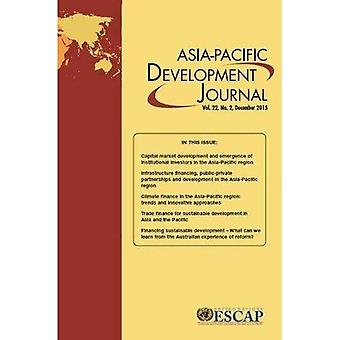 Asia-Pacific Development Journal : Volume 22
