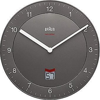 Braun Clock Unisex ref. BNC006GYGY-DCF