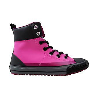 Converse Chuck Taylor Asphalt Boot Dahlia Pink 650006C Grade-School