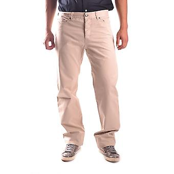 Marc Jacobs Beige Cotton Pants