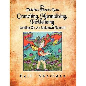 The Fabulous Threes Bone Crunching Marmalising Picklelizing Landing on an Unknown Planet by Sheridan & Celi