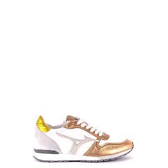 Mizuno Multicolor Leather Sneakers