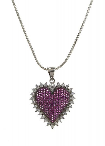 Cavendish French My Heart's Desire Pendant without Chain