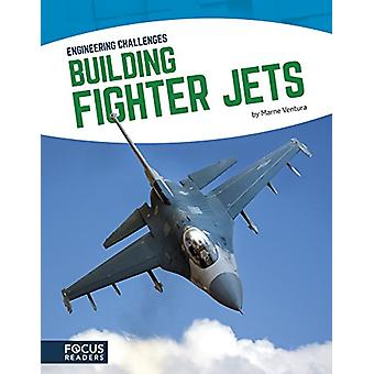 Building Fighter Jets by Marne Ventura - 9781635173185 Book