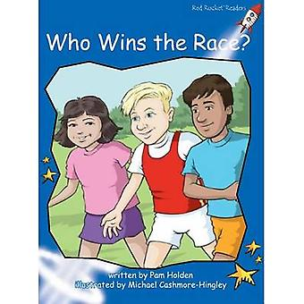 Who Wins the Race? by Pam Holden - Michael Cashmore-Hingley - 9781776