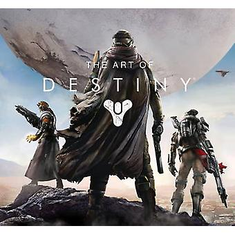 The Art of Destiny by Bungie - 9781783297443 Book