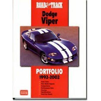 -Road and Track - Dodge Viper Portfolio 1992-2002 by R. M. Clarke - 97