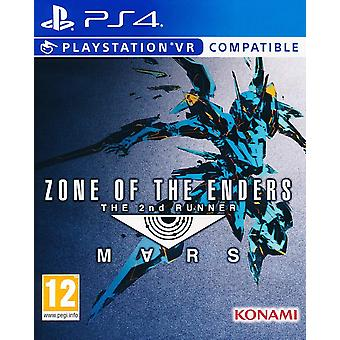 Zone of Enders The 2nd Runner Mars - Playstation 4