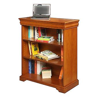 Bookcase with low-style Luigi Filippo adjustable shelves