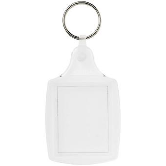 Bullet Zia S6 Classic Keychain With Plastic Clip