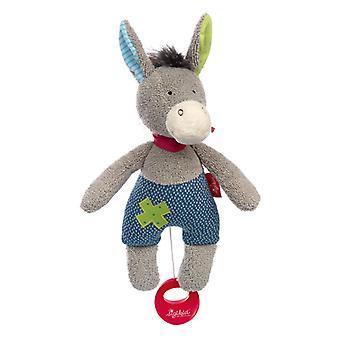 Sigikid Cuddly donkey music hug Debby Dumb