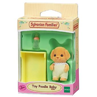 Sylvanian Families Toy Poedel Baby