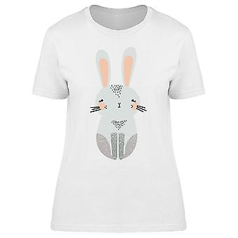 Big Little Bunny. Tee Women's -Image by Shutterstock