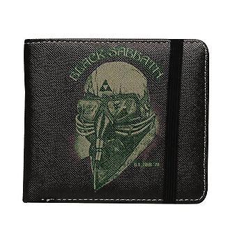 Black Sabbath '78 Tour Bi-Fold Wallet
