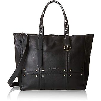 Liebeskind Berlin MNPToteL - Pebble Black Women's Bag (Black 9999)) 9x35x47 cm (B x H x T)