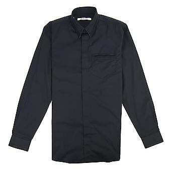 Givenchy Taped Detail Shirt Black