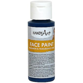 Handy Art Face Paint 2oz-Purple 558-40