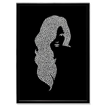 Crystal Art Picture Woman MBP-2