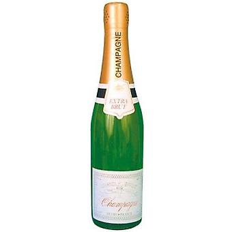 Gommone Bottle(73cm) Champagne