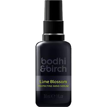Bodhi & Birch Lime Blossom Protecting Hand Serum