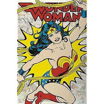 DC Comics Wonder Woman Poster Poster Print