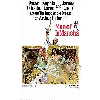Man van La Mancha filmposter (11 x 17)