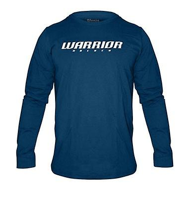 Warrior Hockey Logo Long Sleeve Tee