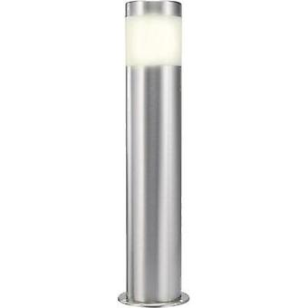 LED outdoor free standing light 10.5 W Warm white Renkforce HY0002PSH-4/ 573c3 Riva Stainless steel