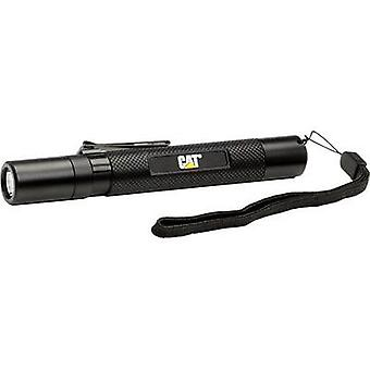 LED Torch CAT battery-powered 150 g Black CT12351P