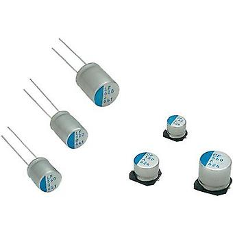 Electrolytic capacitor SMD 820 µF 10 V 20 % (Ø x H) 10 mm x 10 mm Nichicon PCG1A821MCL1GS 1 pc(s)