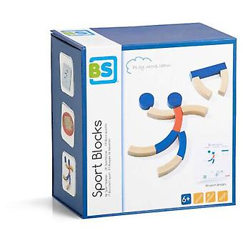 Buiten Speel Sport Blocks (Toys , Constructions , Bricks And Pieces)