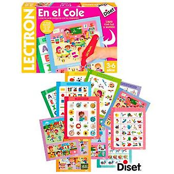 Diset Lectron En El Cole (Toys , Educative And Creative , Vocabulary)