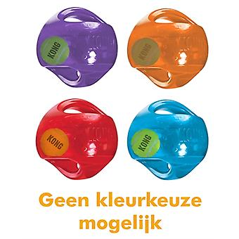 Kong Jumbler Ball sortiert Medium/large 14 x 14 x 14 Cm