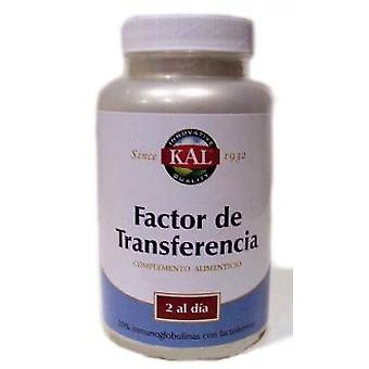 Kal Transfer Factor 60 Capsules (Vitamins & supplements , Special supplements)