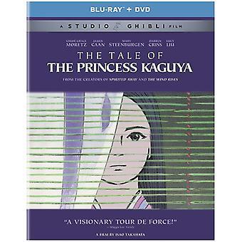 Tale of the Princess Kaguya [BLU-RAY] USA import