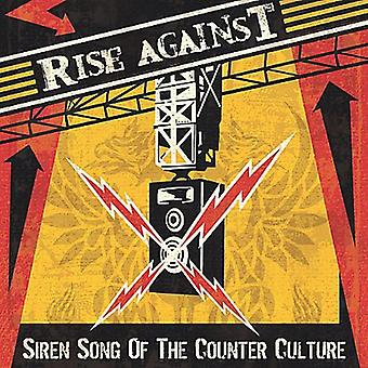 Rise Against - Siren Song of the Counter-Culture [Vinyl] USA import