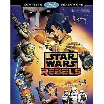 Star Wars Rebels: Complete Season 1 [Blu-ray] USA import