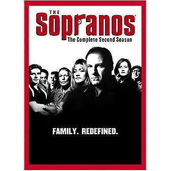 Sopranos - Sopranos: Complete Second Season [DVD] USA import